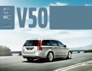 Der Volvo V50 ist Ausdruck eines Versprechens.