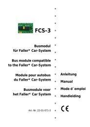 FCS-3 - Tams