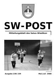Rücken-Yoga Rücken-Gymnastik - Satus Wiedikon
