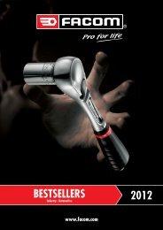 Facom Best Sellers Brochure Euro 2012.pdf - E. Fox (Engineers)