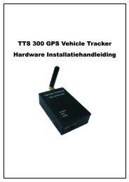 TTS300 Manual NL_M