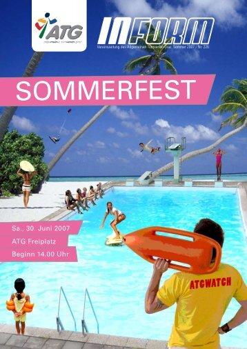 SOMMERFEST - ATG