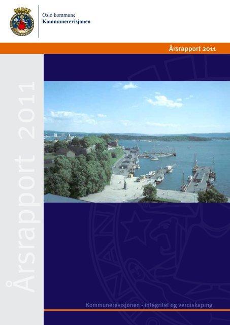 Årsrapport 2011 - Kommunerevisjonen