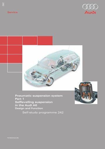 Principles of air suspension - VolksPage.Net