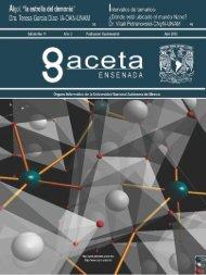 Número 11 (PDF) - CNyN - Universidad Nacional Autónoma de ...
