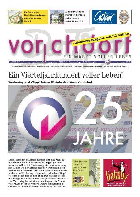 DI Gunter Schimpl - Marktgemeinde Vorchdorf - Startseite