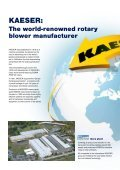 Rotary Blowers BB – HB Series - Kaeser Compressors - Page 2