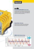 Rotary Blowers BB – HB Series - Kaeser Compressors - Page 5