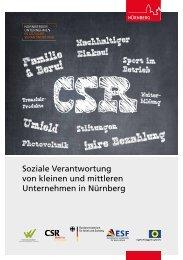 Broschüre mit teilnehmenden Unternehmen - Nürnberger ...