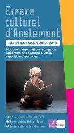 Espace culturel d'Anglemont - Les Lilas