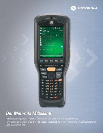MC9500- Neue Maßstäbe bei der Mobilität im ... - Service Insiders