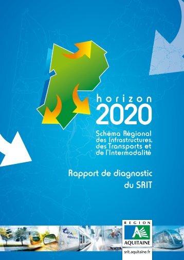 rapport du SRIT - Horizon 2020 - Conseil Régional d'Aquitaine