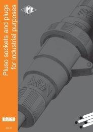 Pluso Industrial Plug & Sockets - AP Technology