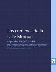 Los crímenes de la calle Morgue - Descarga Ebooks