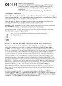 Nokia 6210 Navigator felhasználói útmutató - A Legújabb ... - Page 2