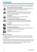 Nokia 6210 Navigator felhasználói útmutató - A Legújabb ... - Page 6