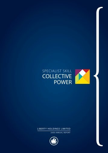 Download complete 2008 Annual Report