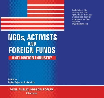 NGOs_Activists_and_Foreign_Funds