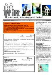 Zweites Orgelkonzert spielt Wiener Organist ... - Stadt Ravensburg