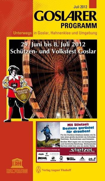 PROGRAMM - Schöffel-LOWA-Stores