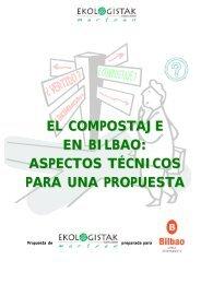 Propuesta de compostaje para realizar en Bilbo - Urdaibai