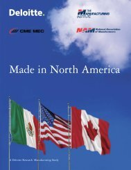 Made in North America - Canadian Manufacturers & Exporters