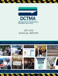 2011-2012 ANNUAL REPORT - Delaware County Transportation ...