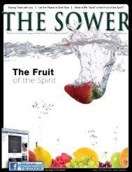 The Fruit - Spirit & Truth Fellowship International