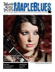 August 2013 - Toronto Blues Society