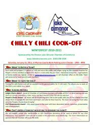 chilly chili cook chilly chili cook-off - Chamber Organizer