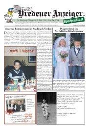 Auch in diesem Jahr feierten alle Kinder der - Druckerei Franz ...