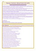 Get to Know your Committee Members - The Society of Hospital ... - Page 2
