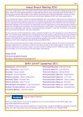 Get to Know your Committee Members - The Society of Hospital ... - Page 3