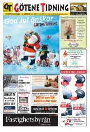Vecka 52 - Götene Tidning