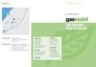 Programm 8. Symposium - Erdgas / Biogas