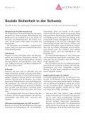 Finanzielle Ansprüche bei Demenzkrankheiten - Schweizerische ... - Page 2