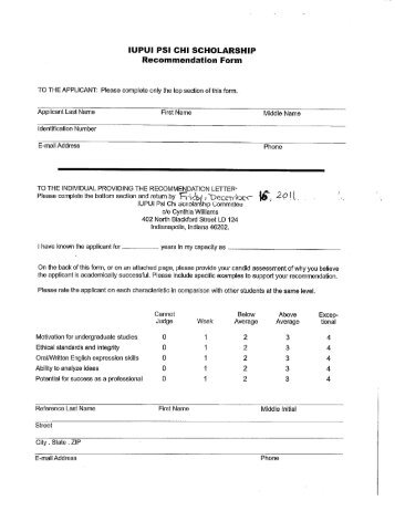 Aauw Local Scholarship Application Form I Personal