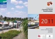 Observatoire du tourisme fluvial transfrontalier - Waterrecreatie