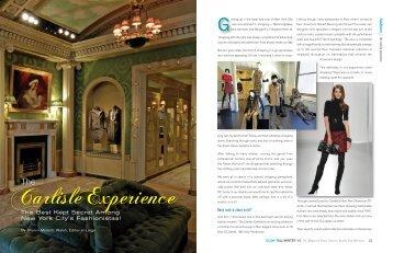 Read More (PDF) - Carlisle Collection