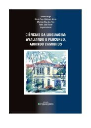 versão on-line - Programa de Pós-graduação em Ciências da ...