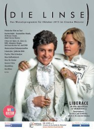LIBERACE - Cinema Münster