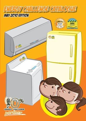 Energy Challenge Catalogue - Energy Efficiency