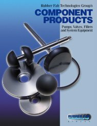Component Products PDF - Rubber Fab Mold and Gasket