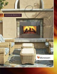 Product Brochure - Unvented Gas Log Heater or Vented Decorative ...