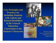 Download the PowerPoint - Parent Center Network