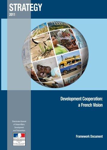 Development Cooperation: a French Vision - Agence Française de ...