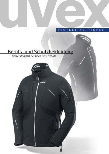 und Schutzbekleidung Katalog (PDF) - UVEX SAFETY