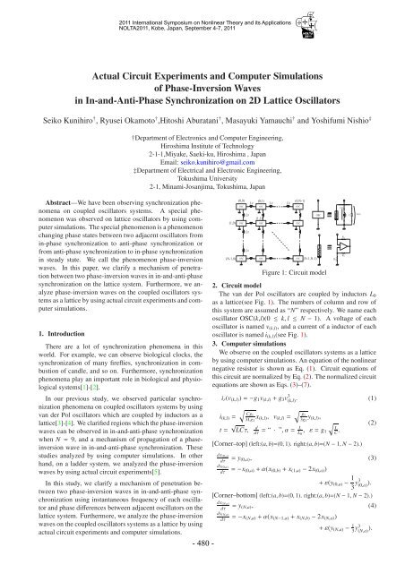 Synchronization of Oscillators as Coupling Two Tetrahedrons with a