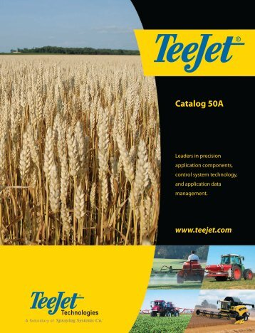 Catalog 50A_All_Low Res - TeeJet