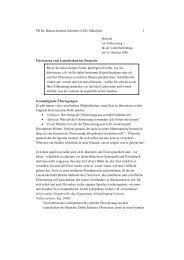Material - Die Homepage von PD Dr. Bianca-Jeanette Schröder